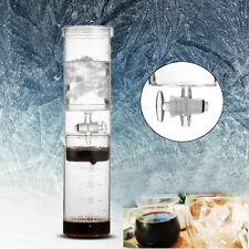 400ml Coffee Cold Drip Maker Machine Water Ice Dutch Brew Home Serve For 5 Cups