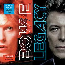 Legacy by David Bowie (Vinyl, Nov-2016, PLG)
