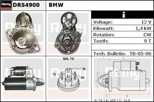 DELCO REMY DRS4900 STARTER