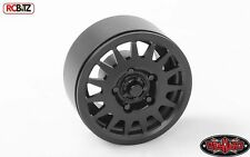 "Engañosa 1.9"" mm Ruedas Negro Anodizado Multi Spoke RC4WD Z-W0240 Hex MT"