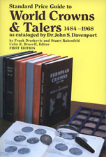 "DIGITAL BOOK ""WORLD CROWNS & TALERS 1484-1968"" - PRICE GUIDE"