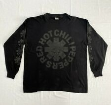 Vintage RED HOT CHILI PEPPERS long sleeve t-shirt rare