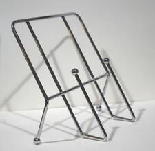 Chrome Cook Book Stand Rack Bake Recipe Holder Kitchen Display Rest New