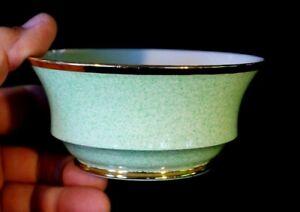 Beautiful Royal Winton Grimwades Green Large Sugar Bowl