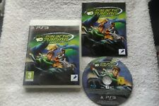 BEN 10 GALACTIC RACING PS3 V.G.C. FAST POST ( racing game & complete )