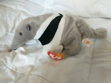 """New listing Rare Ty Beanie Baby """"Ants The Anteater"""" 1998 Retired ☆☆Errors☆☆"""
