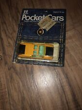 Tomy Pocket Cars 04-31 Toyota EX-7