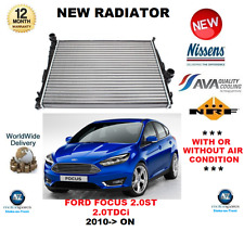 FOR FORD FOCUS III RADIATOR 2.0 ST TDCi 2010->ON AUTOMATIC GEARBOX OE QUALITY