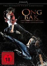 Ong Bak - The New Generation ( Thai Action ) - Sorapong Chatree, Kerttisak Udomn