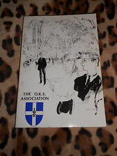 The O.K.S. Association : Handbook And List Of Members - 1990
