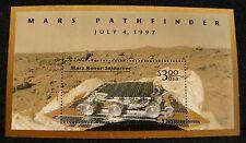 US 1997 Mars Rover Sojournr, SC# 3178, 1 $3 Mint Stamp