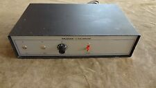 Muzak Amp A-125B Solid State Mic Amplifier 300W Max Outlet 25W Output Class 2