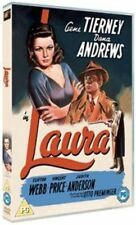 Laura 5039036052719 With Vincent DVD Region 2