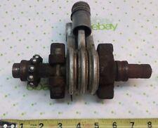 High Pressure Compressor BAUER Crankshaft 56666 Connecting rods kb8940 8941 8942