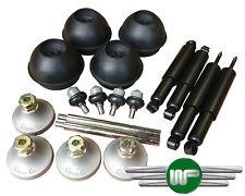 Classic Mini Hi-Lo Adjustable Full Suspension Kit Inc Cones & Shock Absorbers