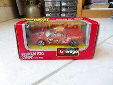 Ferrari 288 Gto 1984 #40 4175 Bburago Burago 1/43 Miniature