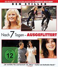 "NACH 7 TAGEN - AUSGEFLITTERT (""THE HEARTBREAK KID"") / BLU-RAY DISC - TOP-ZUSTAND"