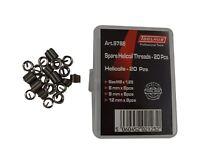 Tool Hub 9786 Spare Helicoil Inserts Wire Thread Repair Set - 20pcs M8 x 1.25