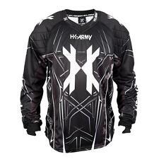 *NEW* HK Army HSTL Line Paintball Jersey - Black/Grey