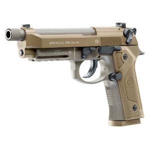UMAREX Beretta M9A3 Air Pistol .177 Airgun Dark Earth M9 A3 FULL AUTO - BLOWBACK