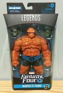 """Marvel Legends The Thing 6"""" Action Figure Walgreens Exclusive"""