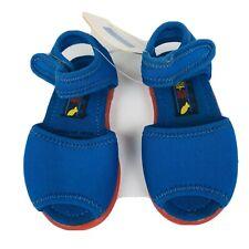 Keds Sun Surf Kids Sandals Blue Red Sz S Small Toddler Boys Girls Shoes