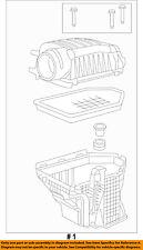 Dodge CHRYSLER OEM Challenger Air Cleaner Intake-Filter Box Housing 52022309AB