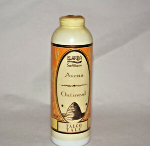 Perlier Elariia Avena Oatmeal Talc Body Powder -Sealed