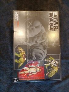 Star Wars Black Series 6 Inch Dewback With Sandtrooper New Hasbro