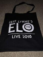 Jeff Lynne's Elo 2018 Tour Vip Swag Bag