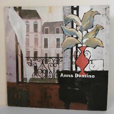 "33 tours Anna DOMINO Vinyl LP 12"" RYTHM - DRUNK - SUMMER - BARCLAY 829276"
