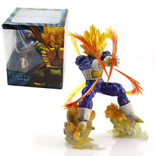 Dragon Ball Z Super Saiyan Vegeta Figure Toys Collection Anime Model with Box