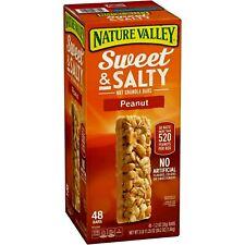 🔥 Nature Valley Sweet & Salty Nut Granola Bars, Peanut, 48 count 1.2 oz bars 🔥