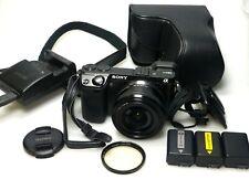Sony Alpha NEX-7 24.3 MP + SEL1650 16-50mm OSS