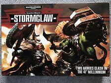 Juegos taller Warhammer 40K Sanctus alcance Stormclaw en Caja Juego Nuevo Sellado Ejército
