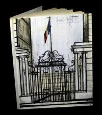 BUFFET (Bernard) - L'Hôtel de Beauvau / Ministère de l'Intérieur. EO num.