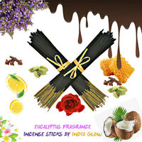 EUCALYPTUS FRAGRANCE/AROMA INCENSE STICKS HAND DIPPED FROM INDIA