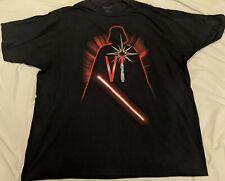 Star Wars Celebration 6 VI Exclusive Darth Vader T-shirt 2XL Orlando 2012