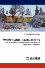 Women And Human Rights: Special Reference To Women's Social Rights In Tamil N...