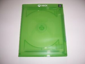 XBox SERIES X Replacement Game Case Genuine Microsoft OEM Replacement CD DVD Box