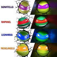 Tmnt Teenage Mutant Ninja Turtles Decorative Adjustable