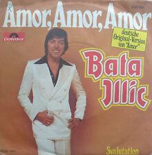 "7"" 1978 COVERVERSIONEN ! BATA ILLIC : Amor /MINT-?"