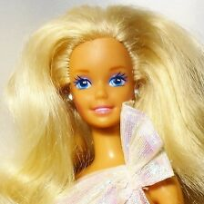 1990 Friendship Freundschafts Barbie Blue eyes Twist & Turn Bendable legs