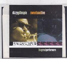 Dizzy Gillespie-Sweet Soul Live Cd album
