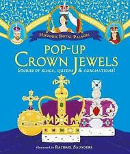 Pop-up Crown Jewels by  %7c Hardcover Book %7c 9781406374094 %7c NEW