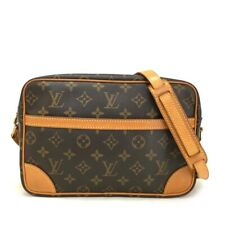 100% Authentic Louis Vuitton Monogram Trocadero 27 Crossbody Shoulder Bag/10285