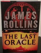 The Last Oracle by James Rollins- Signed 1st Hb. Edn.