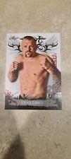 2010 Leaf MMA #25 Chuck Liddell (Mixed Martial Arts) NM-MT