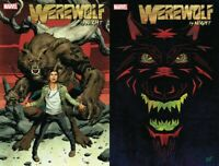 WEREWOLF BY NIGHT 1 Cover A & Variant New Werewolf 10/21/20 FREE SHIPPING AVAIL