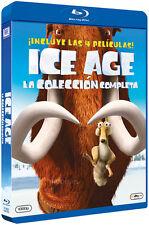 PACK BLU ICE AGE LA COLECCIÓN COMPLETA, A ESTRENAR !!!